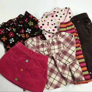 18-24 Month GYMBOREE Girls Corduroy Collection